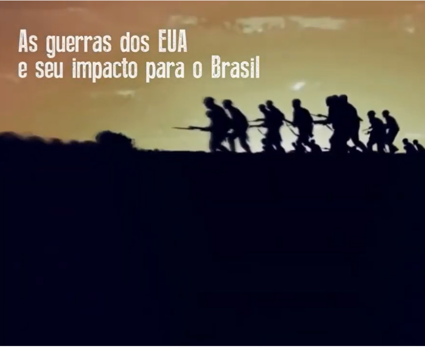 As guerras dos EUA e seu impacto para o Brasil